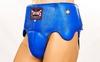 Защита паховая мужская с высоким поясом Twins APL-1-BU синяя - Фото №2