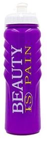 """Бутылка для воды спортивная Tritan """"Motivation"""" FI-5959-3 750 мл фиолетовая"""