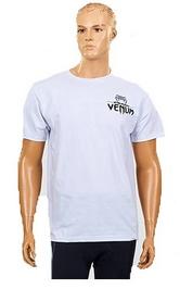 Футболка мужская Venum Pro Team CO-5863-2-W белая