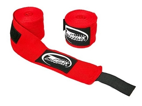 Бинты боксерские Twins CH-1-RD красные