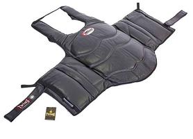 Защита корпуса (жилет) для единоборств Twins BOPL-2-BK черная