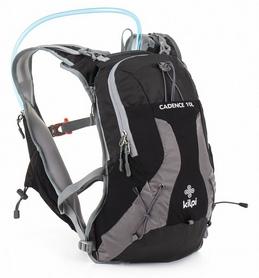Рюкзак туристический Kilpi Cadence 10 черный (10 л)