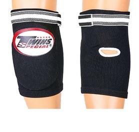 Налокотник для тайского бокса Twins EGN-1-BK черный