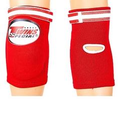 Налокотник для тайского бокса Twins EGN-1-RD красный
