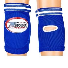 Налокотник для тайского бокса Twins EGN-1-BU cиний