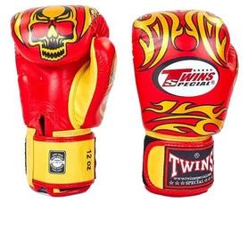 Перчатки боксерские Twins FBGV-31-RD красные