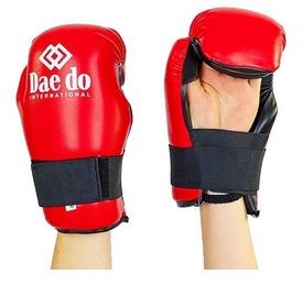 Перчатки для тхэквондо ITF Daedo MA-5475-R красные