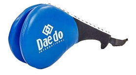 Ракетка для тхэквондо двойная Daedo BO-5489-B синяя