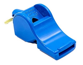 Свисток судейский пластиковый Fox 40-9903 Classic Safety Whistle