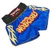 Трусы для тайского бокса Twins NTBS-007 синие