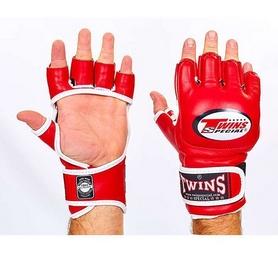 Перчатки для ММА Twins GGL-6-RD красные