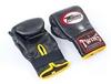 Распродажа*! Перчатки снарядные кожаные Twins TBGL-1F-BK черные - XL - Фото №2