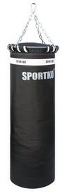 Мешок боксерский Sportko (ременная кожа) 110х35 см