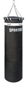 Мешок боксерский Sportko Профи (ременная кожа) 130х35 см