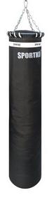 Мешок боксерский Sportko Профи (ременная кожа) 180х35 см