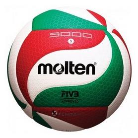 Мяч волейбольный PU Molten V5M5000