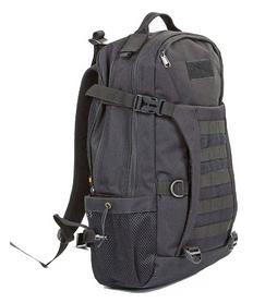 Рюкзак тактический Tactic TY-9396-BK черный 30 л