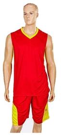 Форма баскетбольная мужская Star LD-8093-2 красная