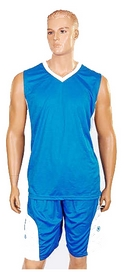 Форма баскетбольная мужская Star LD-8093-3 голубая
