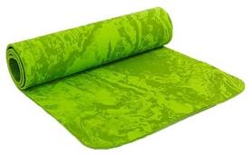Коврик для йоги (йога-мат) Pro Supra, зеленный, 8 мм