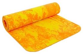 Коврик для йоги (йога-мат) Pro Supra, оранжевый, 8 мм