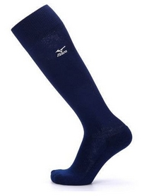 Гетры футбольные мужские Soccer Mizuno, темно-синие