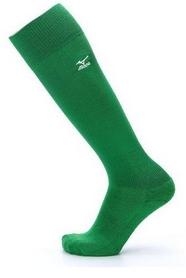 Гетры футбольные мужские Soccer Mizuno, зеленые