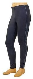 Распродажа*! Штаны компрессионные мужские SportX, черно-серые, L