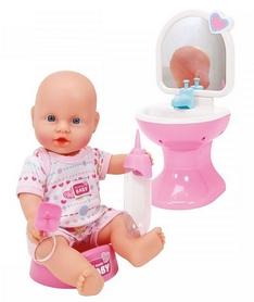 "Набор кукол Simba Toys ""Пупс ванная комната с подачей воды"" 503 6467"