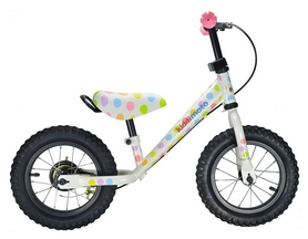 Беговел Kiddimoto Super Junior Max Super Dotty 12""