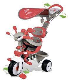 Велосипед трехколесный Smoby Toys Вояж, красный (434208)