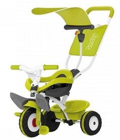 Велосипед трехколесный Smoby Toys 444192 зеленый