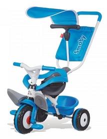 Велосипед трехколесный Smoby Toys 444208 синий