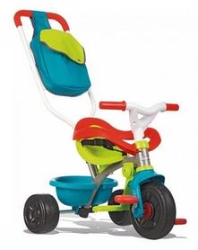 Велосипед трехколесный Smoby Toys 740402 голубой