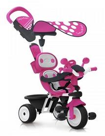 Велосипед трехколесный Smoby Toys Комфорт, розовый (740600)