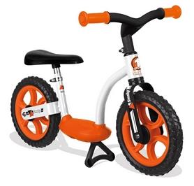 Беговел детский Smoby Toys Гонщик, оранжевый (770103)