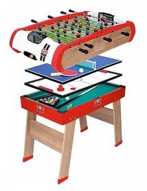 """Стол игровой Smoby Toys """"Power Play 4 в 1"""" 640001"""