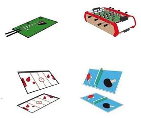 Фото 2 к товару Стол игровой Smoby Toys
