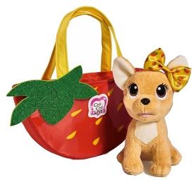 "Собачка Simba Toys Чихуахуа Фешн ""Фруктовая мода. Клубника с сумочкой"" 589 3156"