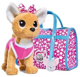 """Собачка Simba Toys Чихуахуа Фешн """"Звезда с сумочкой и светящейся подвеской"""" 589 3115"""