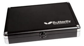 butterfly Кейс для ракетки Butterfly, черный Butt-case-blk