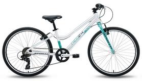 """Велосипед детский Apollo Neo 7s Girls 24"""" 2018, голубой"""