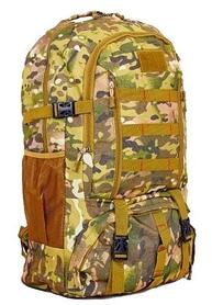 Рюкзак тактический Tactic TY-0868-3 камуфляж multicam 40 л оранжевый