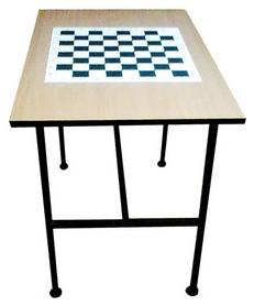 Стол шахматный нескладной