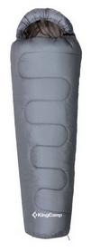 Мешок спальный (спальник) KingCamp Treck 450L(KS3193) R серый