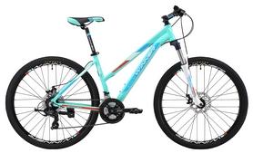 """Велосипед горный Winner Alpina 27,5"""" 2018, рама - 17"""", голубой"""
