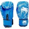 Перчатки боксерские кожаные Venum, синие - фото 1