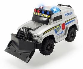 Авто функциональное Dickie Toys Полиция со щитом