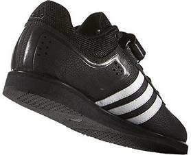 Штангетки Adidas Powerlift ІІ Weightlifting черные - 8,5(41)