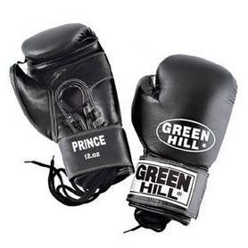 Распродажа*! Перчатки боксерские Green Hill Prince - 12 Oz